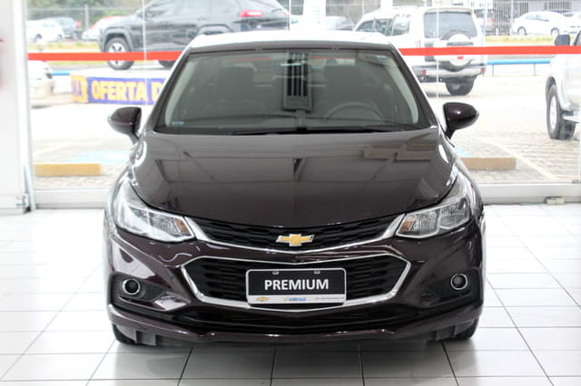 CHEVROLET CRUZE 1.4 TURBO LT 16V FLEX 4P AUT 1.4 2018