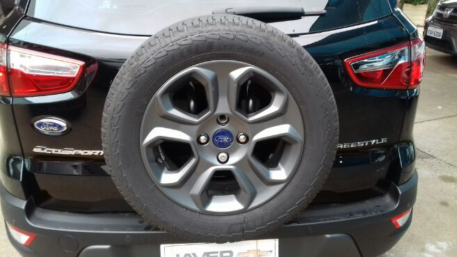 FORD ECOSPORT Tivct Freestyle 1.5 2018
