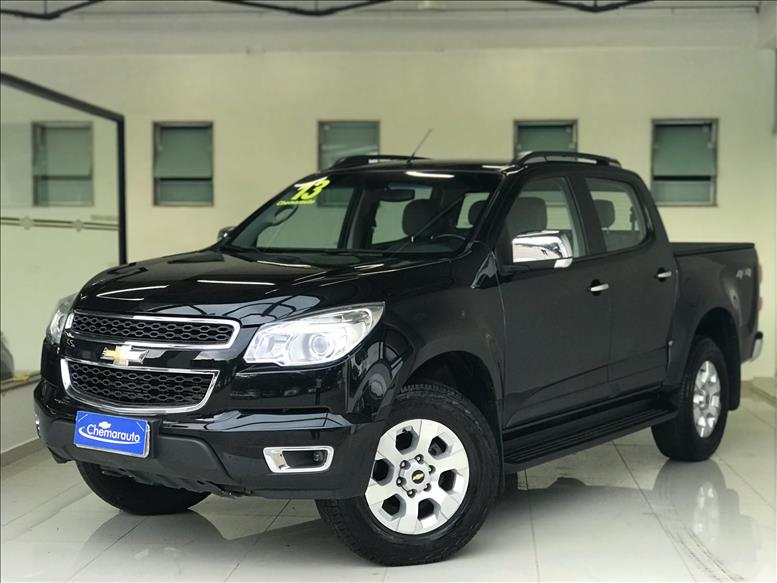 CHEVROLET S10 LTZ 4X4 CD Turbo 2.8 2013