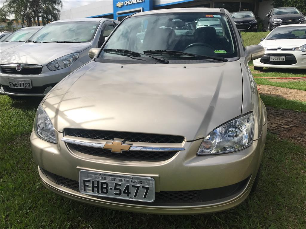 CHEVROLET CLASSIC MPFI LS 8V FLEX 4P MANUAL 1.0 2013