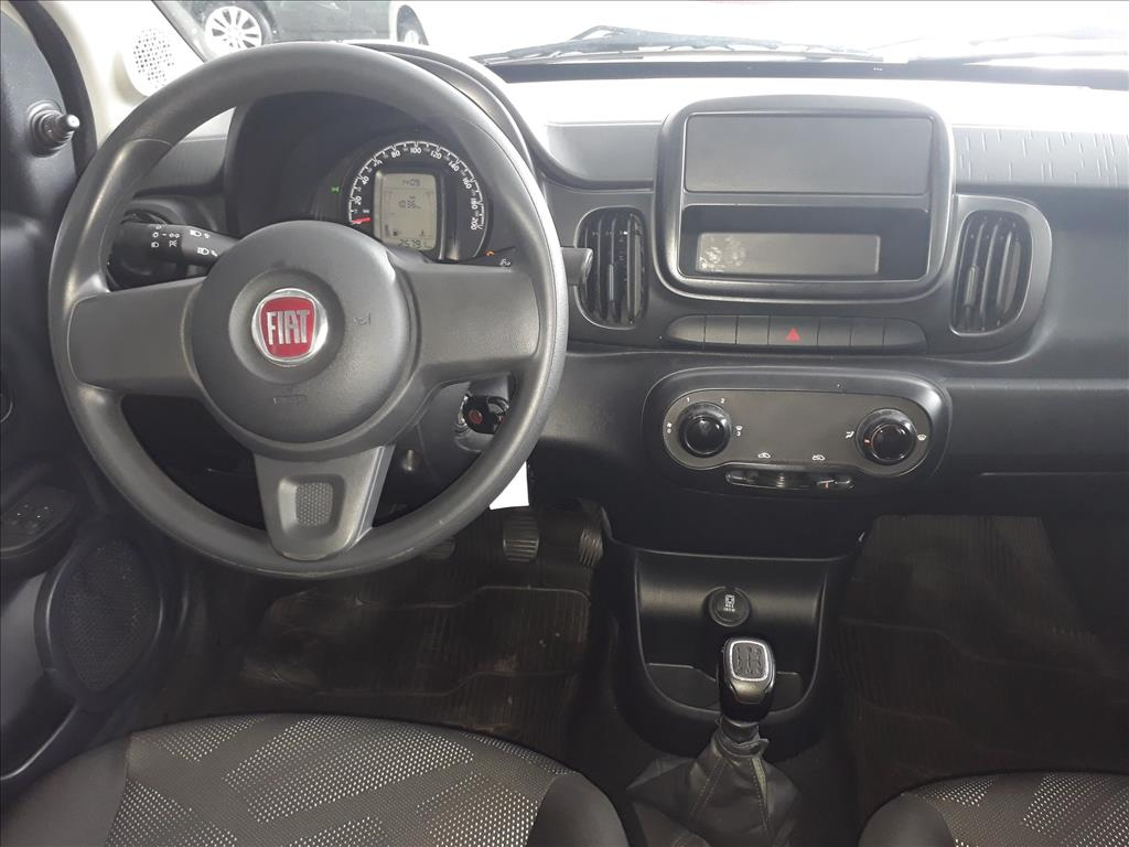 FIAT MOBI 8V EVO FLEX EASY MANUAL 1.0 2017