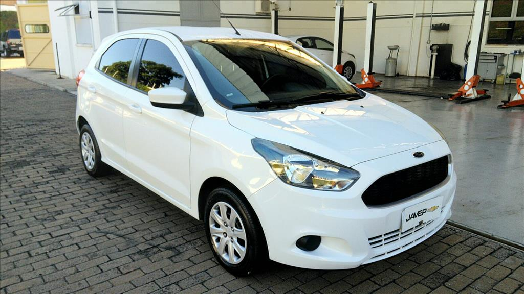 FORD KA SE 12V FLEX 4P MANUAL 1.0 2015