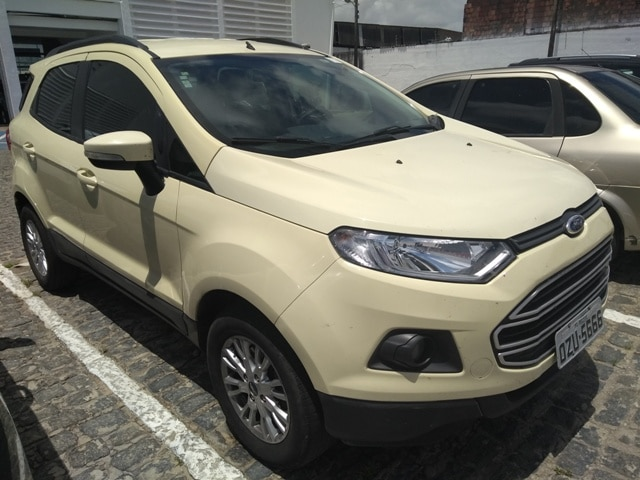 Ford ECOSPORT 1.6 SE 16V FLEX 4P MANUAL 1.6 2015