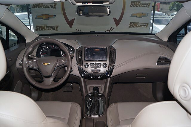 CHEVROLET CRUZE TURBO LTZ 16V FLEX 4P AUTOMÁTICO 1.4 2017