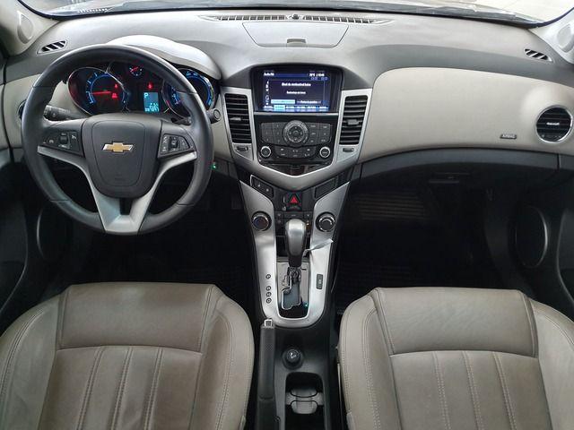 Chevrolet Cruze LTZ 1.8 Ecotec 16V Flex 0 2012