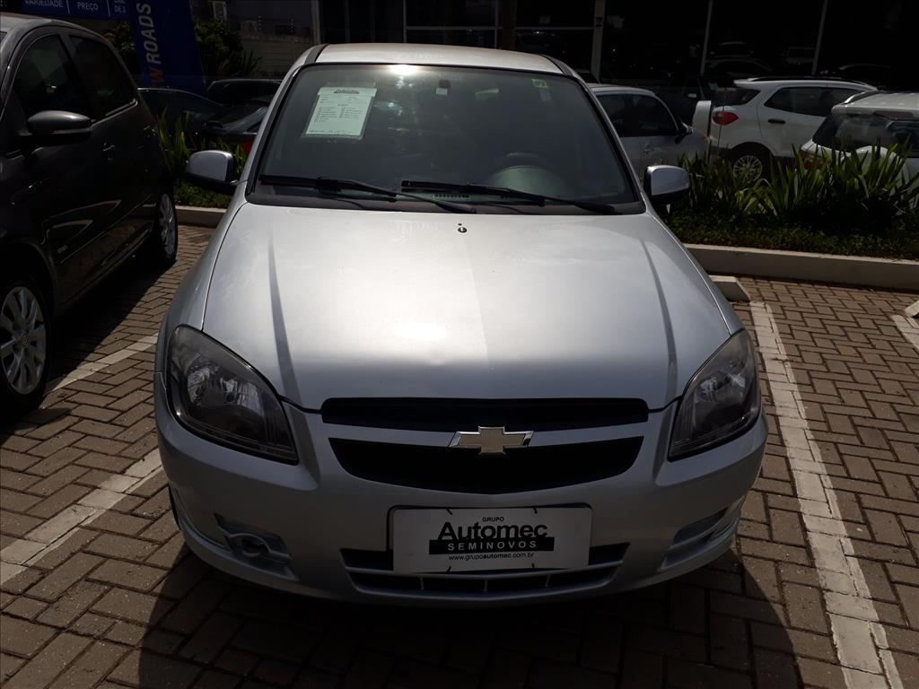 CHEVROLET CELTA MPFI LT 8V FLEX 4P MANUAL 1.0 2012