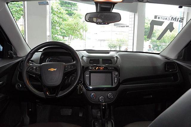 CHEVROLET COBALT MPFI ELITE 8V FLEX 4P AUTOMÁTICO 1.8 2017