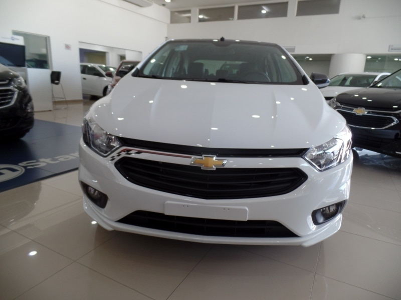 CHEVROLET ONIX MPFI EFFECT 8V FLEX 4P MANUAL 0 2019