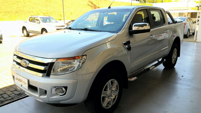 FORD RANGER XLT 4X2 CD 16V 2.5 2013