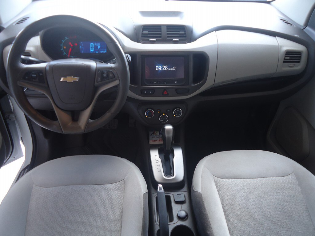 CHEVROLET SPIN LTZ 8V FLEX 4P AUTOMÁTICO 1.8 2014