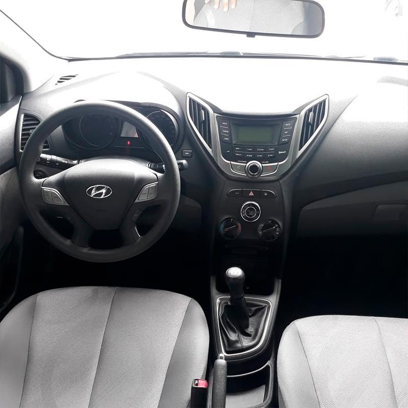 HYUNDAI HB20S Comfort Plus 12V 1.0 2015