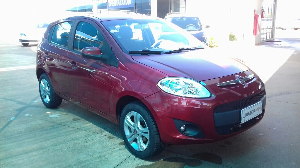 FIAT PALIO MPI ATTRACTIVE 8V FLEX 4P MANUAL 1.4 2015