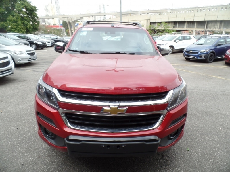 CHEVROLET S10 HIGH COUNTRY 4X4 CD 16V TURBO DIESEL 4P AUTOMATICO 0 2019