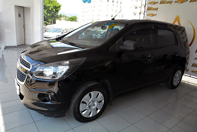 CHEVROLET SPIN LT 8V FLEX 4P MANUAL 1.8 2017
