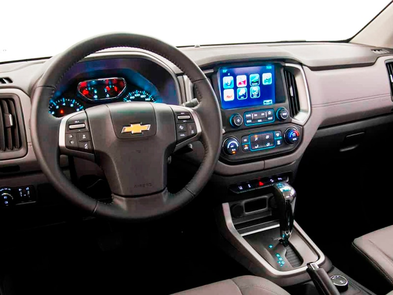 CHEVROLET S10 LTZ 4X4 CD 16V FLEX 4P AUTOMÁTICO 2.5 2019