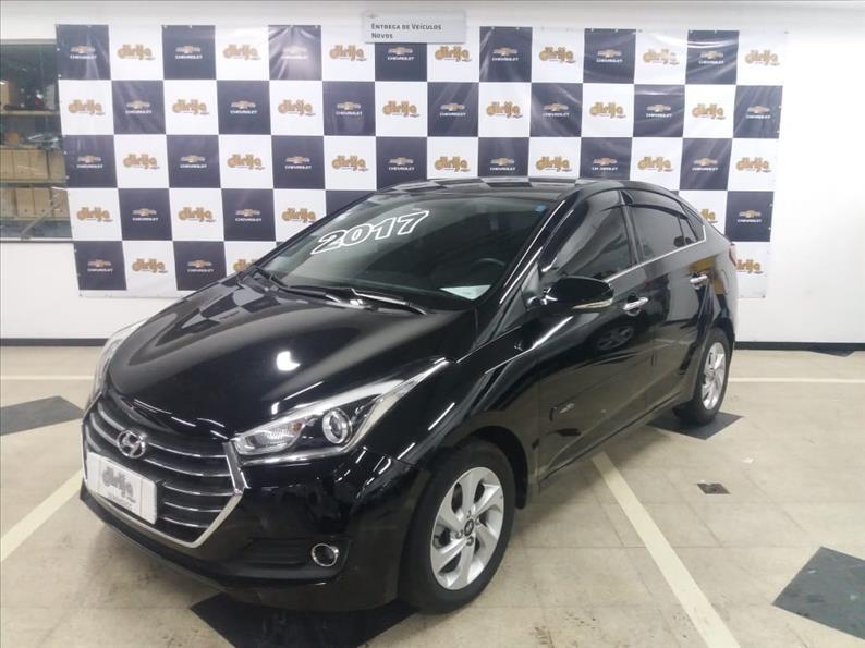 HYUNDAI HB20S Premium 16V 1.6 2017