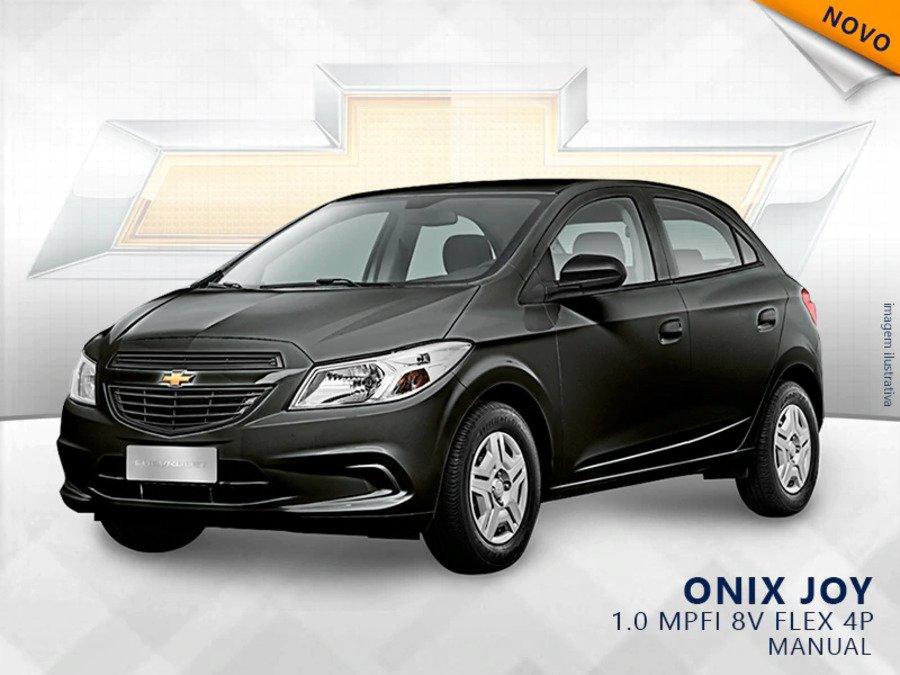 Chevrolet Onix Joy 1.0 SPE/4 Eco Joy 2018