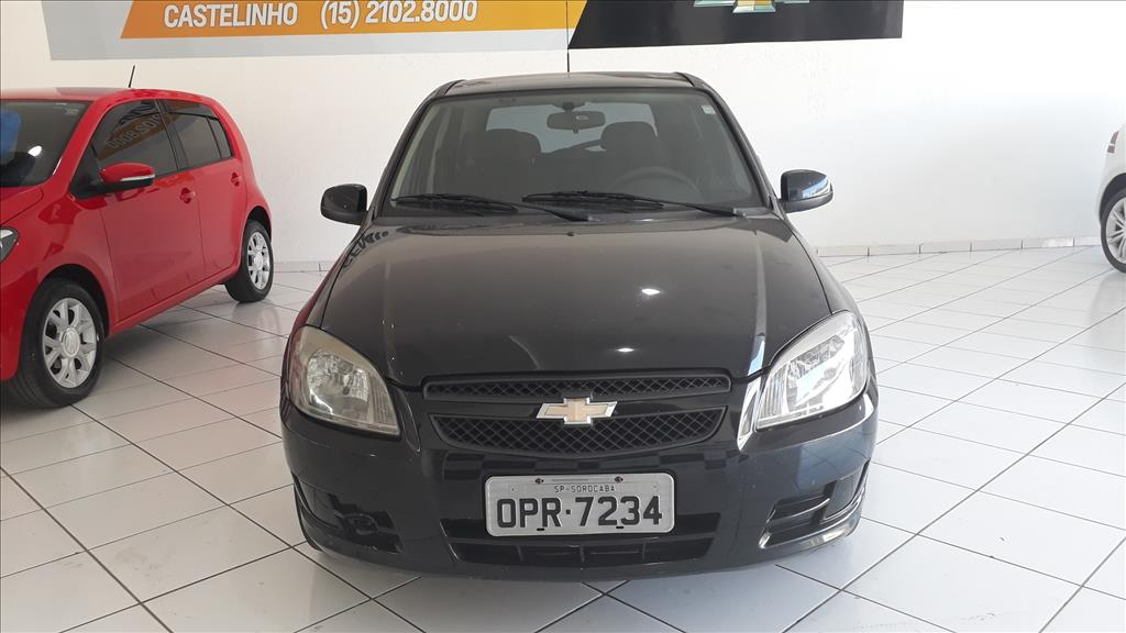 CHEVROLET CELTA MPFI LT 8V FLEX 4P MANUAL 1.0 2013
