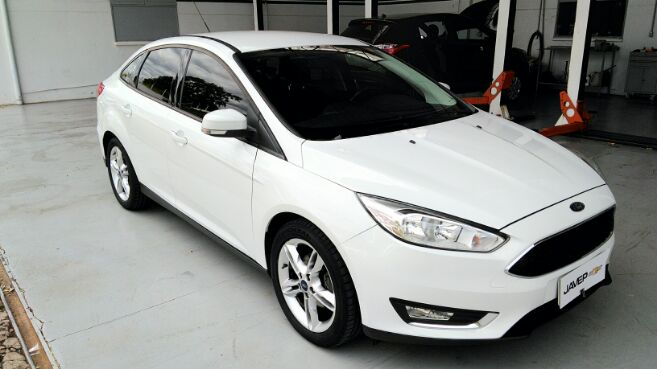 FORD FOCUS SE SEDAN 16V FLEX 4P POWERSHIFT 2.0 2016