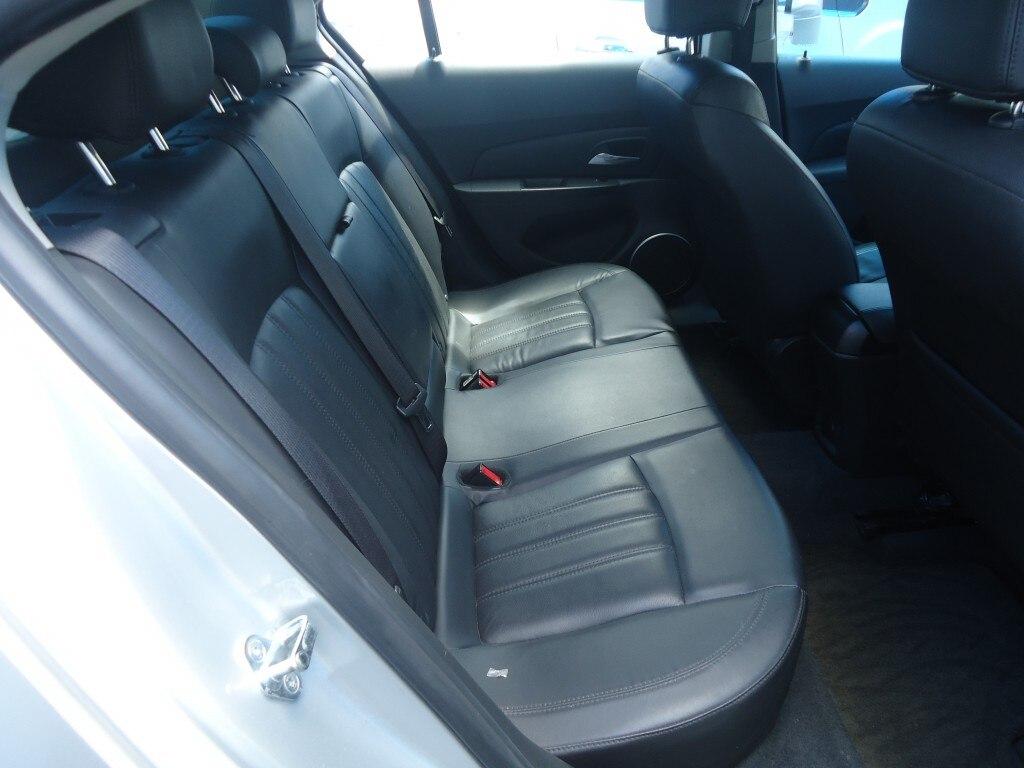 CHEVROLET CRUZE LT 16V FLEX 4P AUTOMÁTICO 1.8 2015