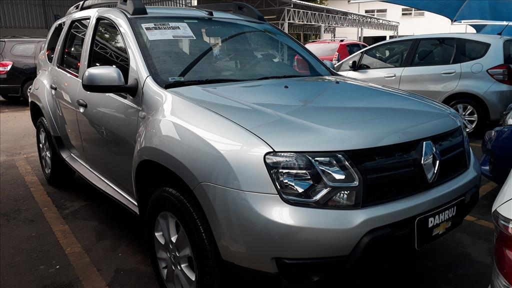 RENAULT DUSTER DYNAMIQUE 4X2 16V FLEX 4P MANUAL 1.6 2016