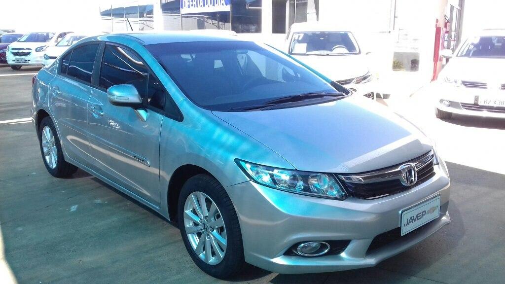 HONDA CIVIC LXR 16V FLEX 4P AUTOMÁTICO 2.0 2014