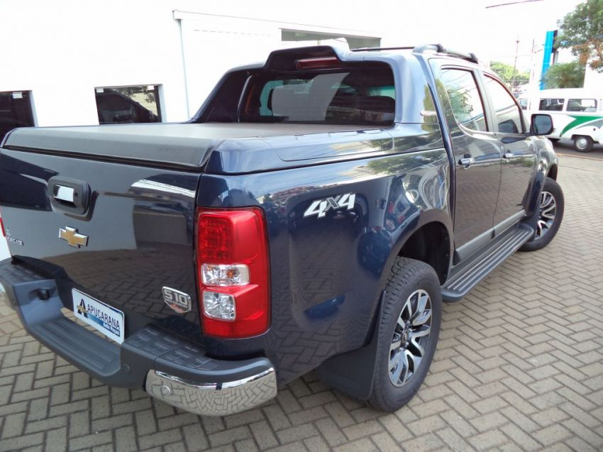 CHEVROLET S10 HIGH COUNTRY 4P 2.8 2017