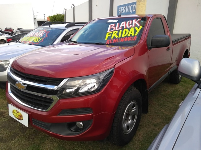 CHEVROLET S10 2.8 LS 4X4 CS 16V TURBO DIESEL 2P MANUAL 2.8 2017