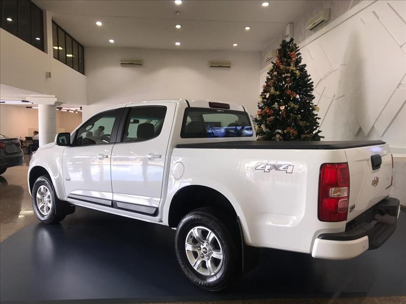CHEVROLET S10 LT 4X4 CD 16V Turbo 2.8 2018