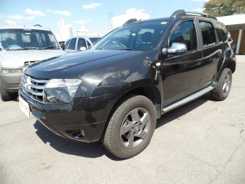 RENAULT DUSTER 2.0 TECH ROAD 4X2 16V F - 2013