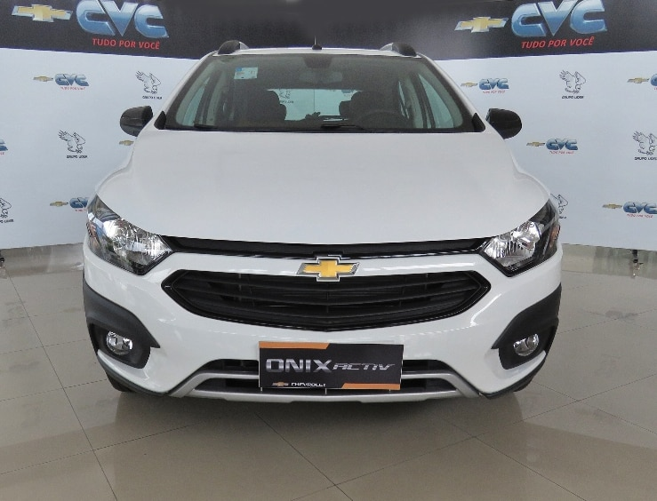 CHEVROLET ONIX MPFI ACTIV 8V FLEX 4P MANUAL 1.4 2018