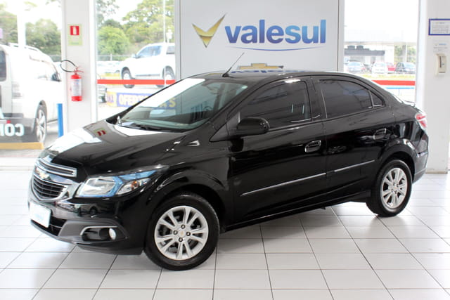 CHEVROLET PRISMA LTZ 1.4 8V FLEXPOWER 4P 1.4 2014
