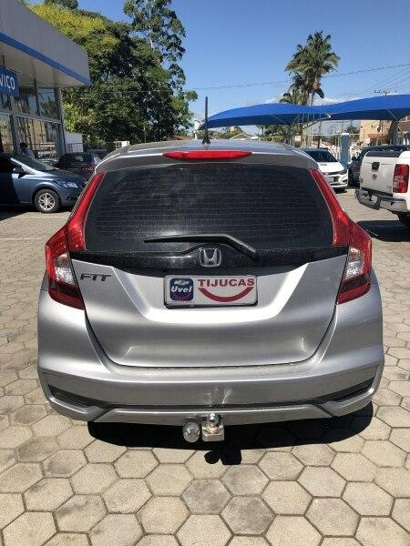 HONDA FIT 1.5 LX 16V FLEX 4P AUTO - 2018