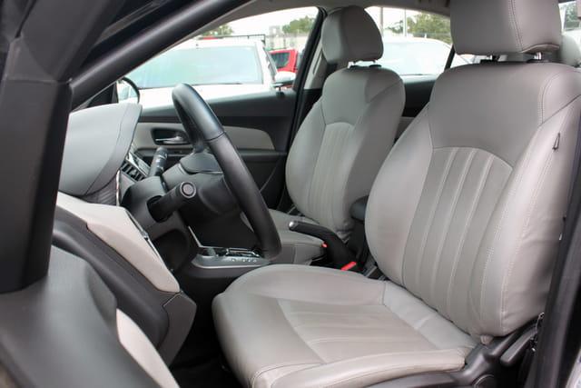 CHEVROLET CRUZE 1.8 LTZ 16V FLEX 4P AUTOMATICO 1.8 2014