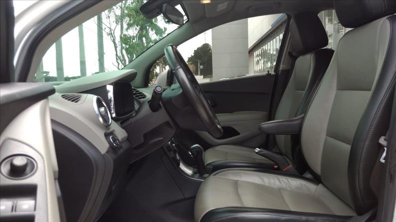 CHEVROLET TRACKER MPFI LTZ 4X2 16V 1.8 2014