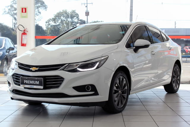 CHEVROLET CRUZE LTZ 1.4 16V TURBO FLEX 4P AUT 1.4 2018