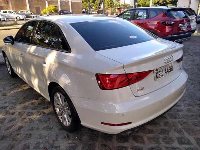 Audi A3 1.4 TFSI SEDAN AMBIENTE 16V FLEX 4P TIPTRONIC MOTOR 1.4 TURBO ECOTEC 2016