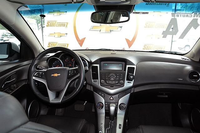 CHEVROLET CRUZE LT SPORT6 16V FLEX 4P AUTOMÁTICO 1.8 2014