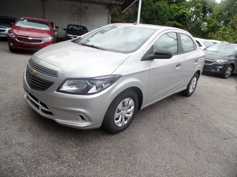 CHEVROLET PRISMA MPFI JOY 8V FLEX 4P MANUAL 0 2019
