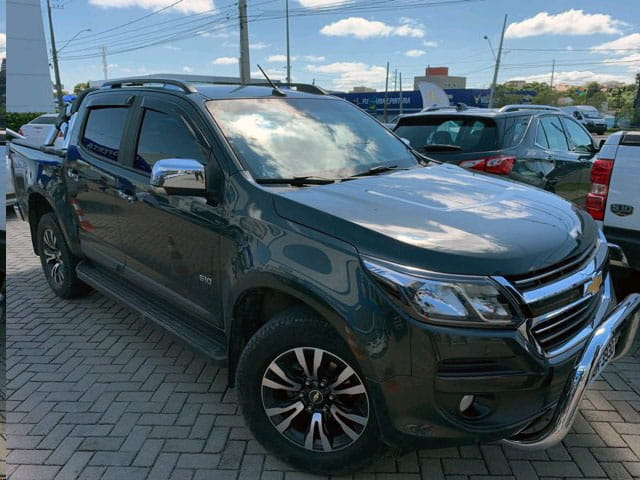 CHEVROLET S10 LTZ 2.8 TURBO DIESEL 4X4 CD AUT 2.8 2018