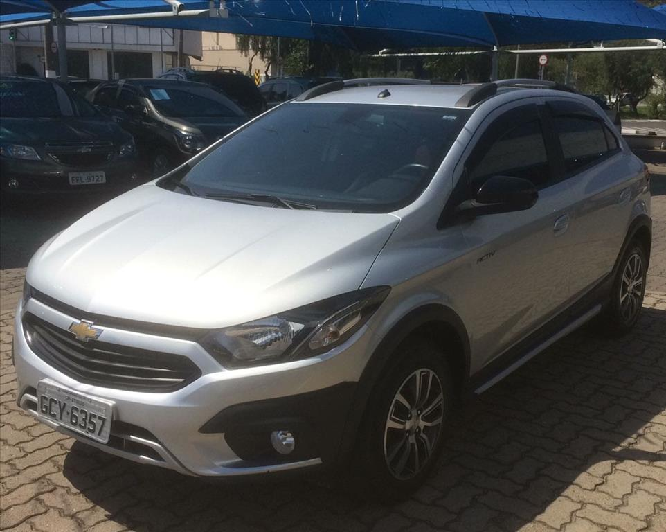 CHEVROLET ONIX MPFI ACTIV 8V FLEX 4P MANUAL 1.4 2017